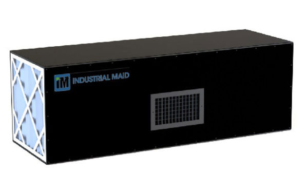 Industrial Maid Ambient Air Cleaner T-3000 for Industrial Air Filtration and Ventilation