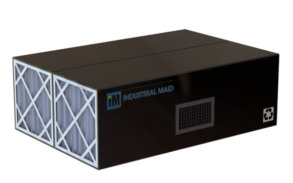 AZTech T6000, Ambient Air Cleaner, Industrial Air Filtration, T-Series, Commercial Air Cleaner