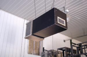 Industrial Maid Model 2500 Commercial Air Cleaner