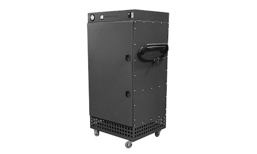 AZTech I-Series 1500iP Portable Commercial Air Purifier by Industrial Maid