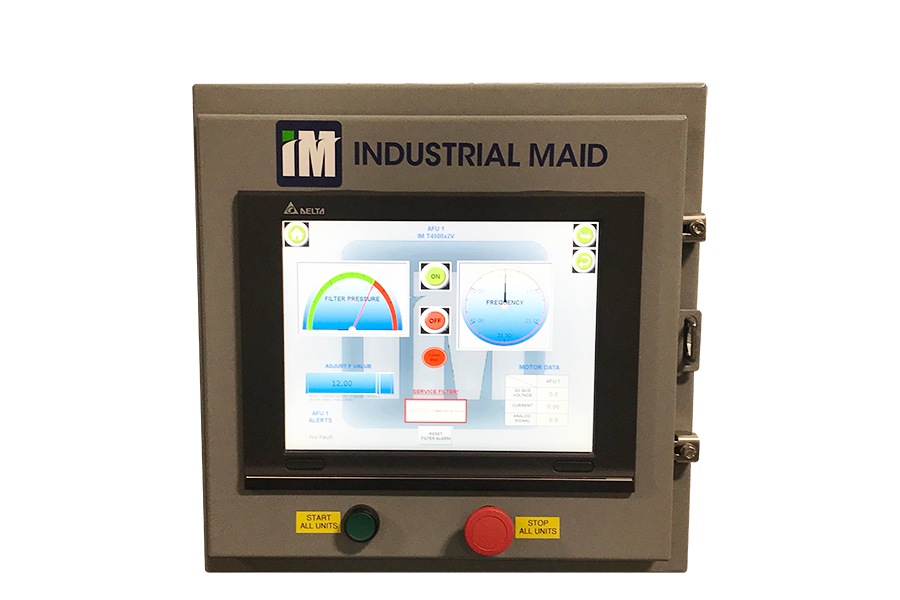 I-Maid Air Filtration Control System